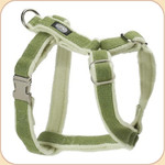 Hemp Harness with Fleece Lining