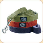 Hemp Leash with Fleece-Lined Handle
