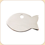 Flat Stainless Fish