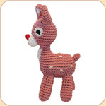 Crocheted Reindeer