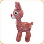 Crocheted Reindeer