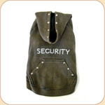 SECURITY Sleeveless Hoodie