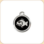 Enamel/Stainless Fish  11 Color Options