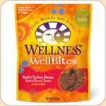 Wellbites Beef & Turkey Treats
