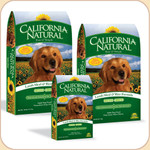 California Natural Lamb Meal & Rice Adult Large Bites