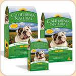 California Natural Low Fat Rice &amp; Lamb Meal Formula