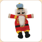 Nutcracker Flat Toy