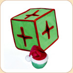 Holiday Puzzle Cube & Balls