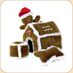 Gingerbread Puzzle House