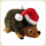 Holiday Small Hedgehog with Hat