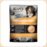 EVO Turkey & Chicken Formula Large Bites