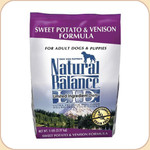 Natural Balance LID Sweet Potato &amp; Venison