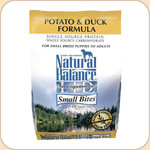 Natural Balance LID Potato & Duck Small Bites
