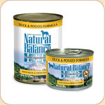 Natural Balance LID Potato &amp; Duck (Canned)