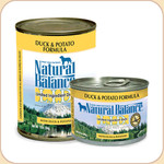 Natural Balance LID Potato & Duck (Canned)