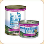 Natural Balance LID Sweet Potato &amp; Venison (Canned)