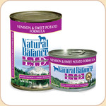 Natural Balance LID Sweet Potato & Venison (Canned)