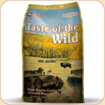 Taste of the Wild High Prairie Bison & Venison