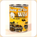 Taste of the Wild High Prairie Bison &amp; Venison (Canned)