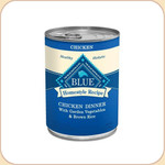 Blue Buffalo Chicken Dinner (Canned)