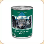 Blue Buffalo Wilderness Duck &amp; Chicken Grill (Canned)