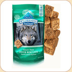 Blue Buffalo Wilderness Duck Biscuits Grain Free