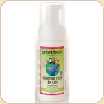 earthbath Green Tea Cat Grooming Foam 4oz.
