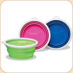 Portable Silicone Collapsible Bowl/ 3 cups