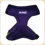 Mesh Harness in Purple
