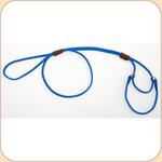 Nylon Martingale Blue Leash