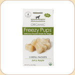 Organic Freezy Pups Refill--4 Flavor Options