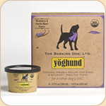 Yoghund Frozen Yogurt Organic Blueberry & Vanilla Bean