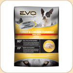 EVO Turkey & Chicken Formula Small Bites