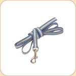 Reflective 5' Leash in Periwinkle