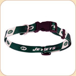 Team Small Collar--Jets--Nylon