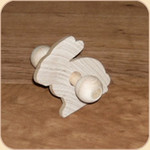 Rabbit Rattle Bunny Toy