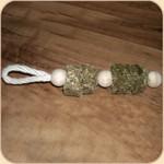 Oat & Alfalfa Hang Stick Bunny Toy