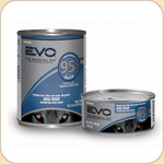 EVO 95% Duck Canned Dog Food