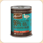 Merrick Grain Free 96% Real Duck (Canned)