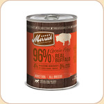 Merrick Grain Free 96% Real Buffalo (Canned)