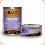 EVO Chicken & Turkey Formula Cat/Kitten Can