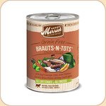 Merrick Grain Free Brauts N Tots Classic (Canned)