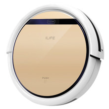 iLife V5s Robot Vacuum Cleaner with Water Tank Mopping,Gold (Free Shipping)