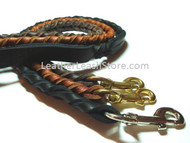 Braided Bullhide Leash