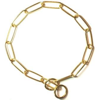 Brass Fur Saver Collar