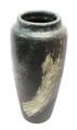 White Stroke Vase