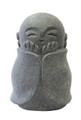 "6"" Granite Jizo Hands to Face Enko-Ji"