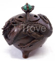 Bronze Dragon Incense Burner