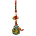 L Zodiac Snake Hanging Art