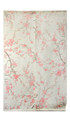 Cherry Blossom Linen Noren II